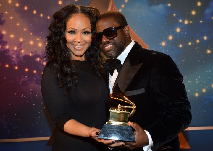 Erica Campbell & Warryn Campbell