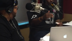 GRIFF and Fred Hammond