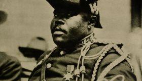 Marcus Garvey Politics Man Parade