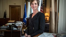 Deputy Attorney General Sally Yates at the Justice Department