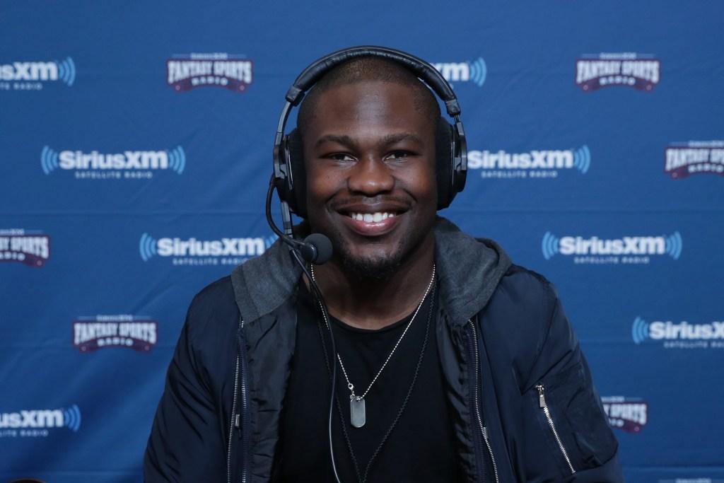 SiriusXM at Super Bowl LI Radio Row