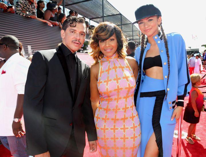 El DeBarge, Erica Campbell & Zendaya