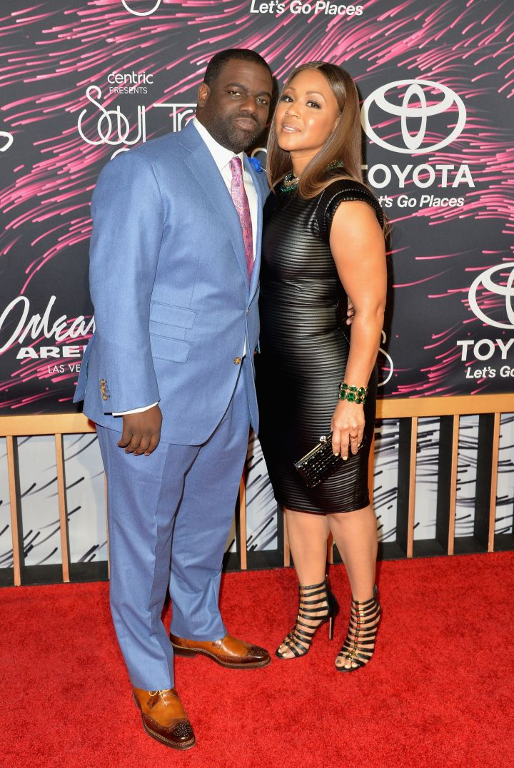 Warryn Campbell & Erica Campbell