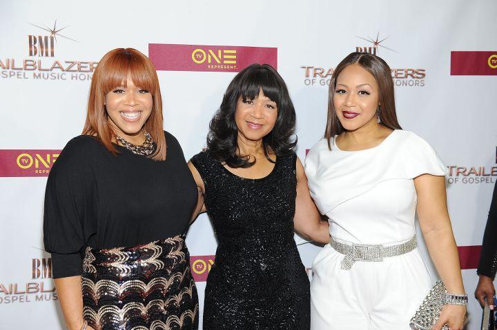 Tina Campbell, Thomasina Atkins & Erica Campbell