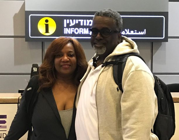 Mary Mary With Their Families In Israel