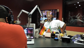 GRIFF speaks with Marvin Sapp