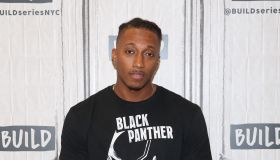 Build Presents Lecrae Promoting His New Album 'All Things Work Together'