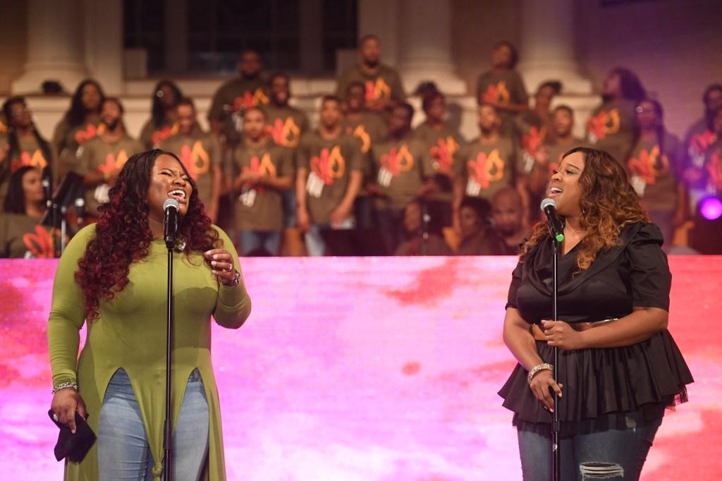 Tasha Cobbs 'Heart. Passion. Pursuit.' Album Release Concert