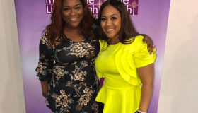 Ruth La'Ontra and Erica Campbell
