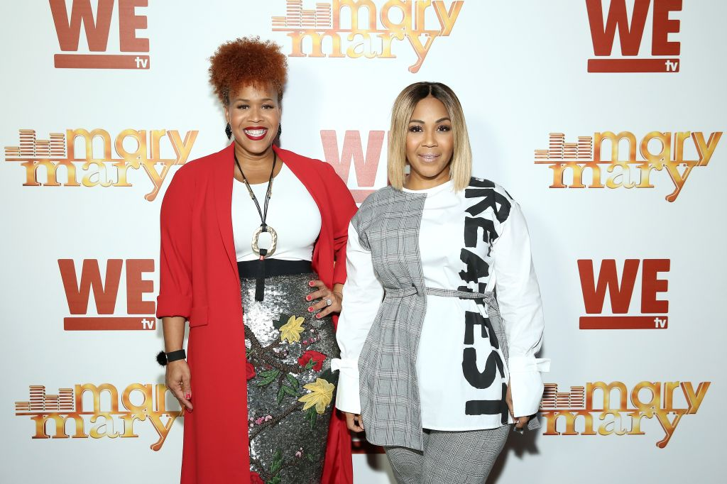 WE tv Hosts Exclusive Premiere Event For The Final Season Of Mary Mary