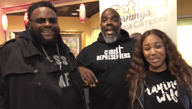 Ronnie Jordan, GRIFF, Erica Campbell