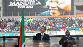 National memorial service for Mandela