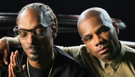 Snoop Dogg In Conversation With Kirk Franklin