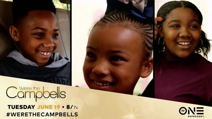 Wozy Campbell, Zaya Campbell & Krista Campbell