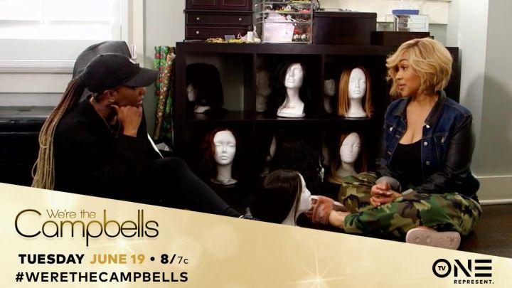 JoiStarr & Erica Campbell
