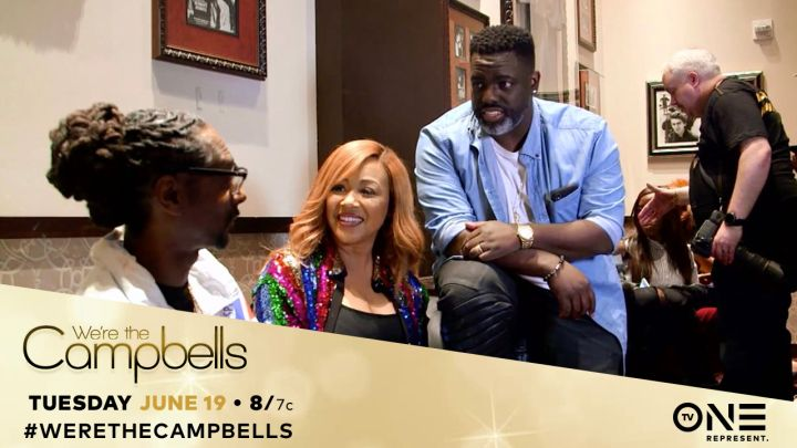 Snoop Dogg, Erica Campbell, Warryn Campbell