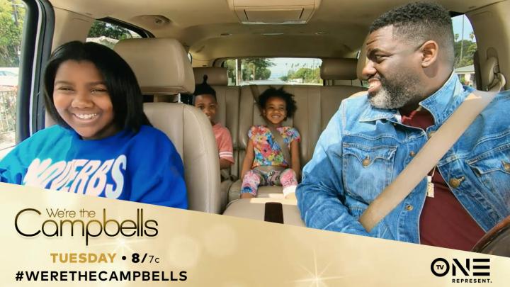 Krista Campbell, Wozy Campbell, Zaya Campbell, Warryn Campbell