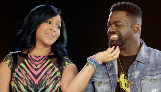 Image result for Erica Campbell Gets A Chance To Produce For Her Husband Warryn!