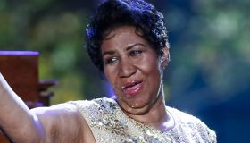 Aretha Franklin At International Jazz Day Concert