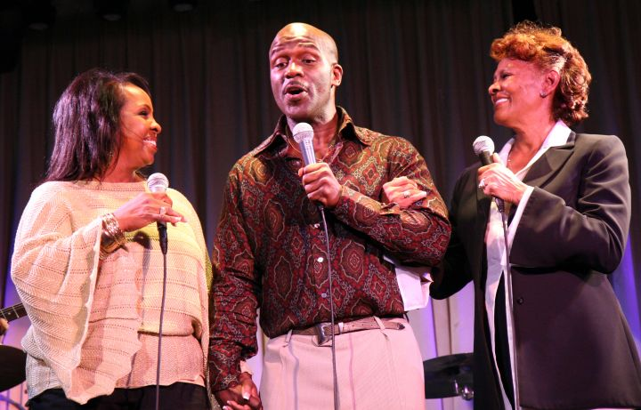 BeBe Winans' 45th Birthday Celebration