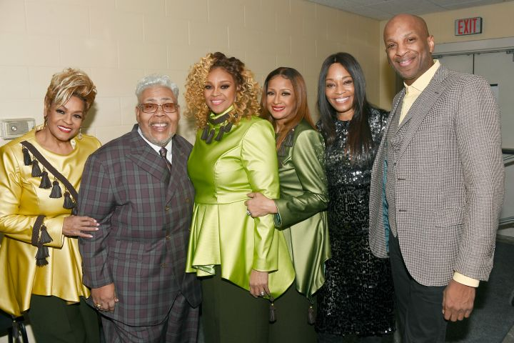 BET Presents 19th Annual Super Bowl Gospel Celebration - Backstage & Audience