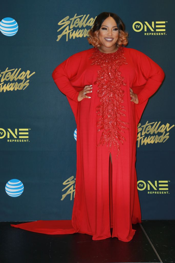 33rd Annual Stellar Gospel Music Awards - Press Room