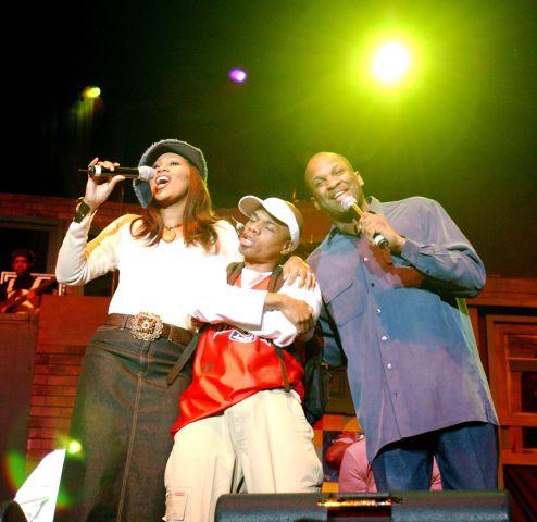 Super Bowl XXXVII -Super Bowl Gospel Celebration: The Hopeville Tour