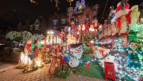 Christmas houses in Dyker Heights, Brooklyn