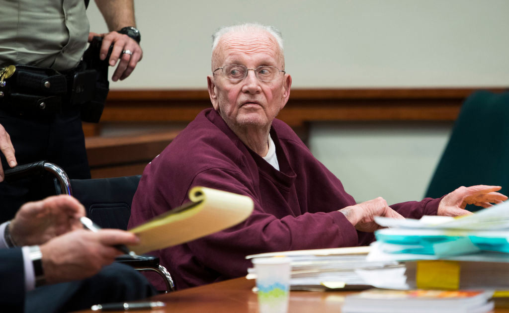 Idaho priest who lived in 'world of Satanism and pornography' sentenced to 25 years
