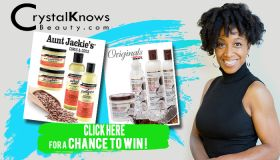 Crystal Knows Beauty Giveaway