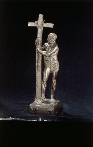 Cristo della Minerva by Pietro da Barga