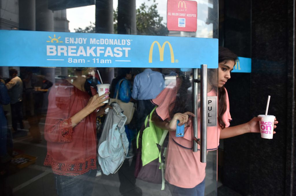 All 169 McDonald's Stores Face Closure In North And East India