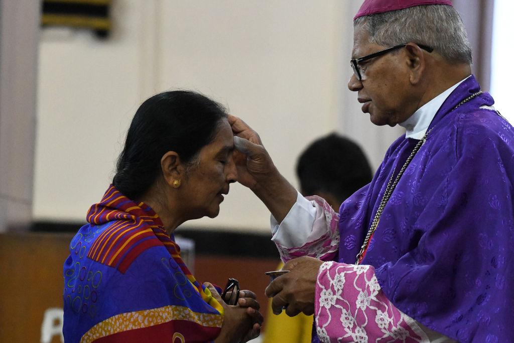 INDIA-RELIGION-CHRISTIANITY