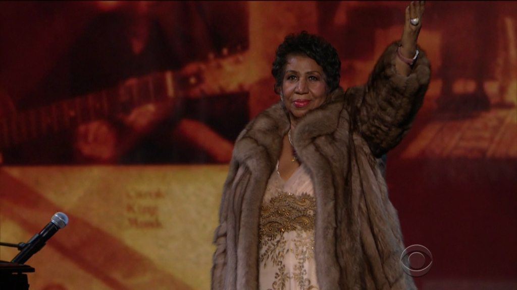 38th Annual Kennedy Center Honors' on CBS.