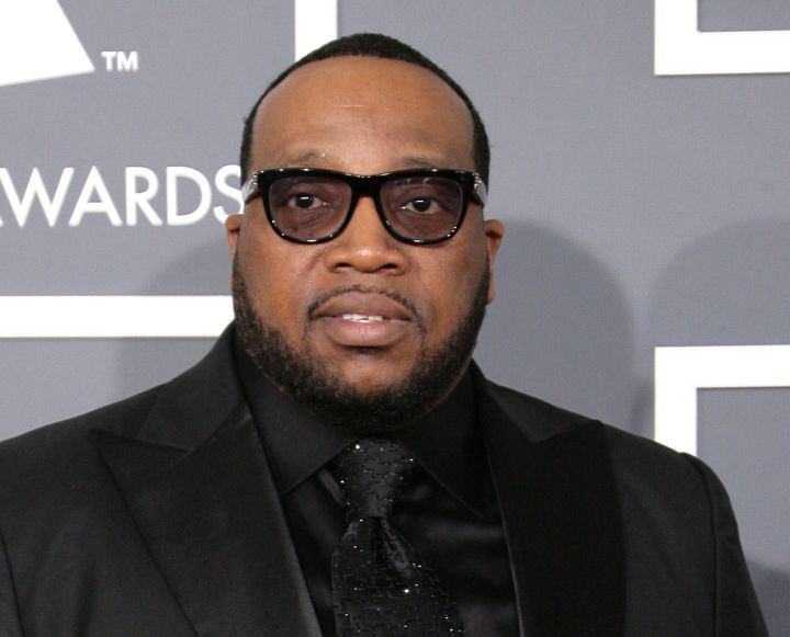 Marvin Sapp- Kappa Alpha Psi