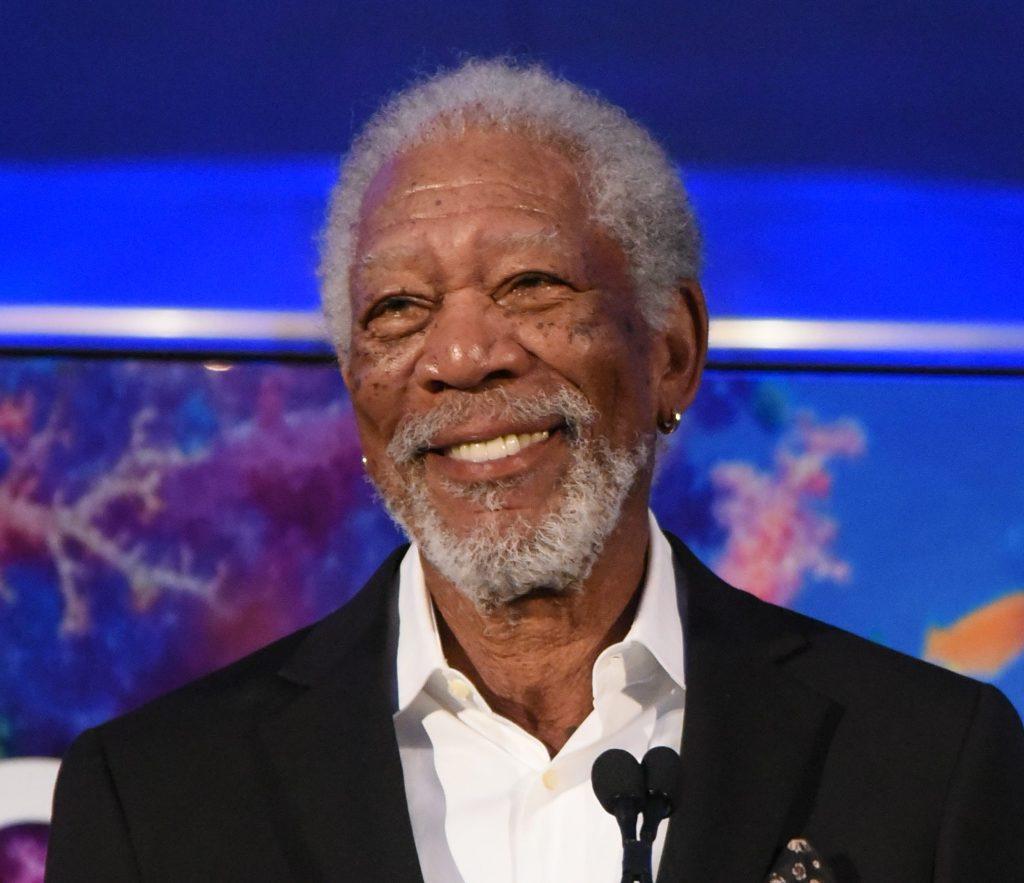 OCEANA honors Morgan Freeman and Sam Waterston