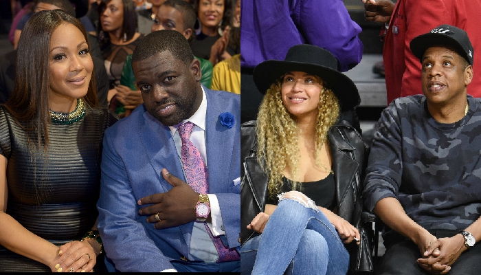 The Campbells & The Carters