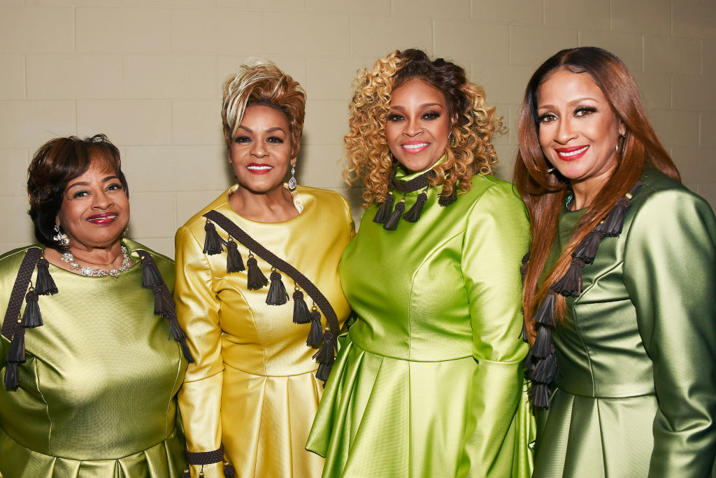 BET Presents 19th Annual Super Bowl Gospel Celebration - Backstage & Audience