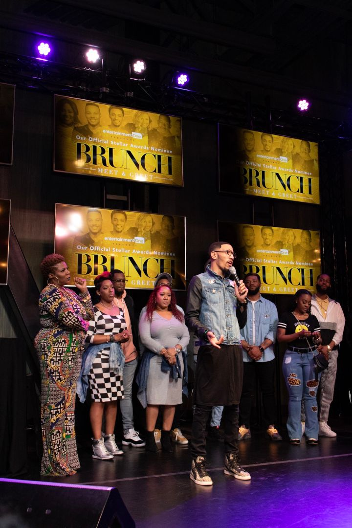 eOne Nashville Stellar Awards 2019 Nominees Brunch