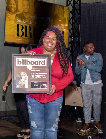 eOne Nashville Stellar Awards 2019 Nominees Brunch
