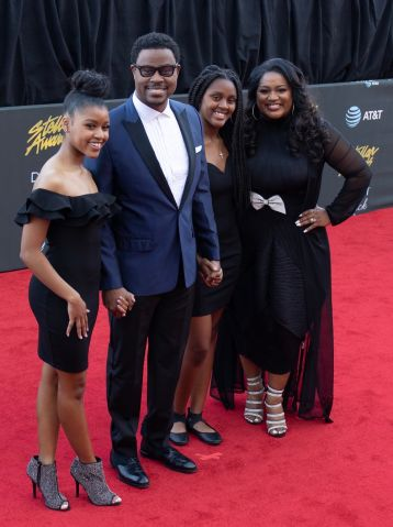 Charles Jenkins and family