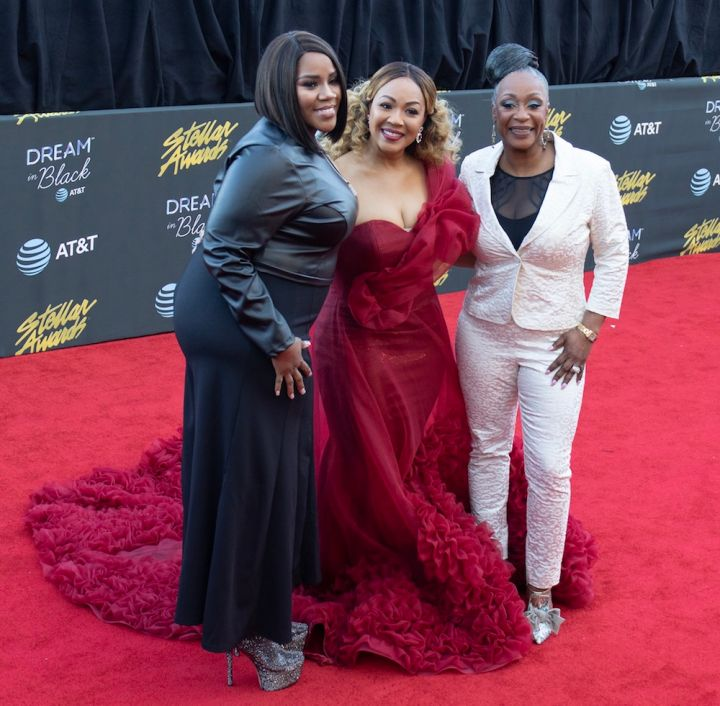 Kelly Price, Erica Campbell & Regina Belle