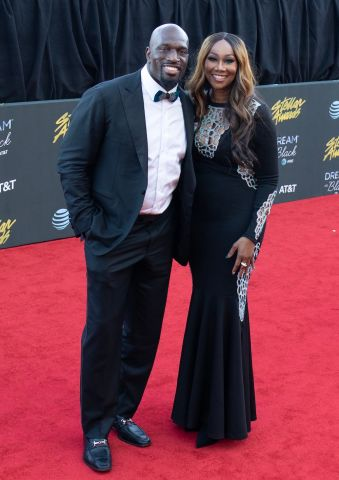 Yolanda Adams and Titus Oneil