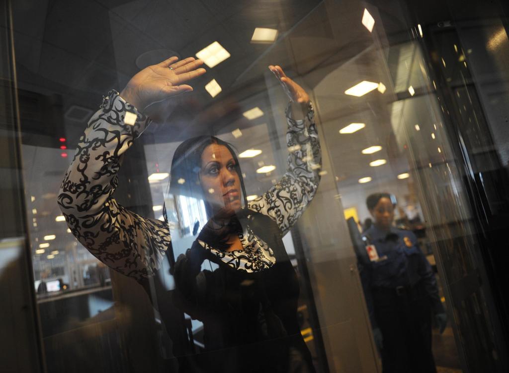 TSA Moves to Make Ineffective Body Scanners Mandatory