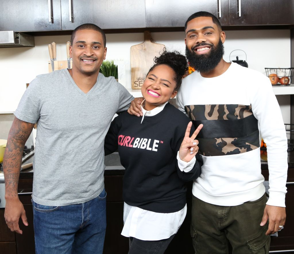 Chef JJ, Dana Chanel and Prince Donnell