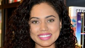 Ayesha Curry book signing in Miami Beach