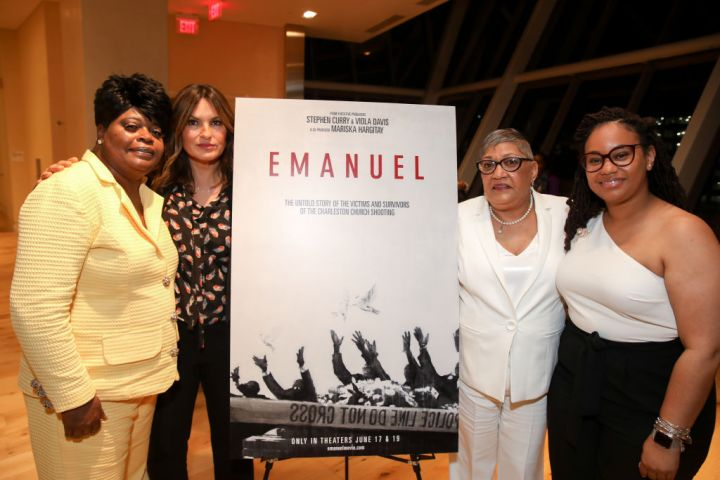 EMANUEL Film Screening At Museum Of The Bible