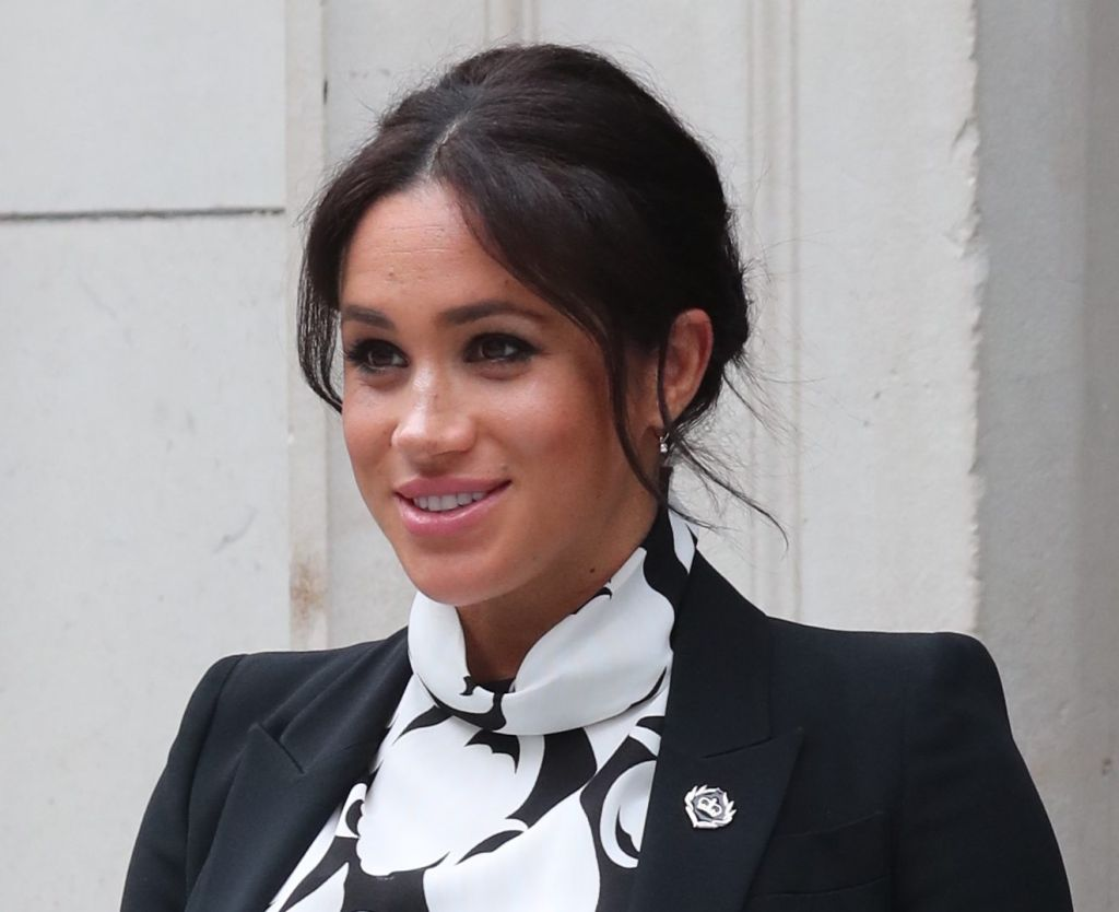 Meghan, Duchess of Sussex joins a panel discussion convened by The Queen's Commonwealth Trust