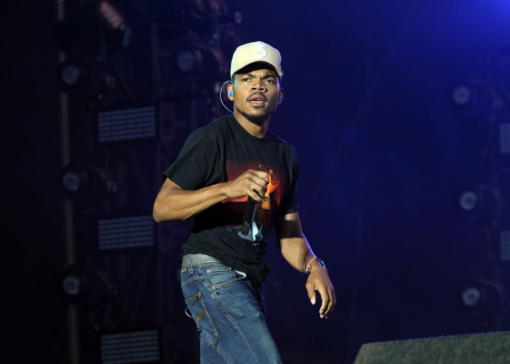 Chance the Rapper headlining Day One of Wireless Festival 2017