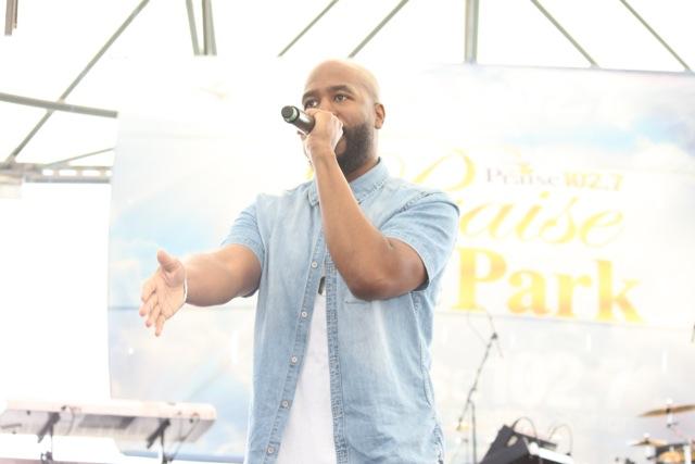 2015 Praise In the Park Detroit